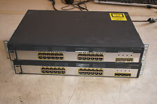 Cisco Catalyst 3750 Series, WS-C3750G-24TS-S Gigabit Switch