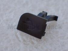 Original Nokia 6300 USB Connector Cover | USB Abdeckung in Schwarz Black NEU