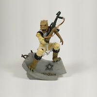 Star Wars Hasbro Unleashed Display Statue figure Bounty Hunter BOSSK