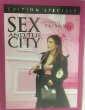 Sex and the City Saison 6 dvd