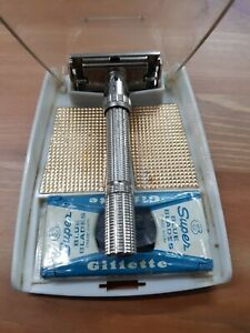 Vintage Gillette Slim 1963 H3 Used