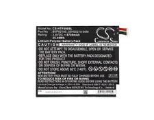 Batterie 6700mAh 35H00218-00M B0P82100 Pour Google Nexus 9 8.9, HTC Flounder
