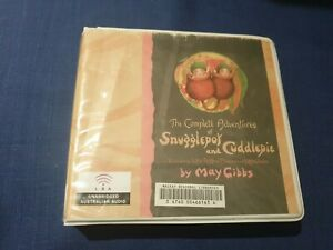 The Complete Adventures of Snugglepot and Cuddlepie by May Gibbs - Audiobook