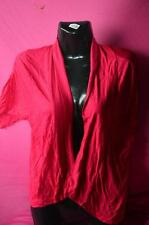 ladies new with tag top.by millers size L colour fushia, short sleeve