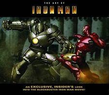 Iron Man: The Art of Iron Man the Movie (Graphic Novel Pb)-ExLibrary