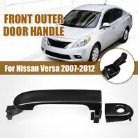 Front Left Driver Side Outside Exterior Door Handle For Nissan Versa 2007-2012