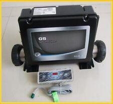 Balboa GS501Z controller,hot tub control pack control panel VL403 one pump spa