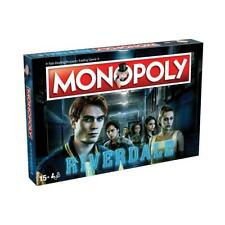 Riverdale Edition Monopoly Property Trading Board Game