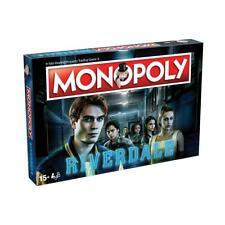 Edición de Riverdale monopolio Propiedad Comercial Juego De Mesa