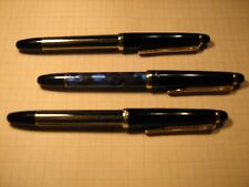 Lot of 3 vintage Reform fountain pens,1 Classico & 2 Germany,never used