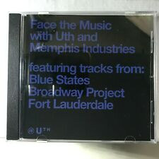 Face the Music with Uth and Memphis Industries (DISC VERY VERY GOOD) CD Album