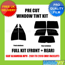 SEAT ALHAMBRA MPV 2001-2010 (Mk1 LIFTING) Full TASTINI finestra Tinta KIT