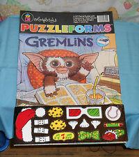vintage GREMLINS PUZZLEFORMS sealed colorforms jigsaw puzzle
