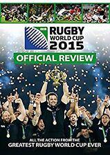 Rugby World Cup 2015-The Official Review [DVD],, gebraucht; wie NEU DVD