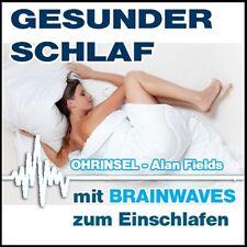 CD - Brainwave Meditation Hypnose - Schlafen Einschlafen Schlafhilfe
