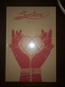 SUNSTONE BOOK TWO By STJEPAN SEJIC - IMAGE- HARDCOVER / NEW/ SEALED