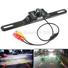Car Rear View Backup Reversing Reverse Camera Night Vision 7 IR LED Rearview