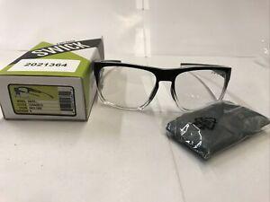 Tifosi Swick Sunglasses - Onyx Fade Frame with Clear Lenses