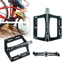 Sport Bearing MTB Pedal Flat Platform Pedaling Bicycle Pedals Road Bike Parts