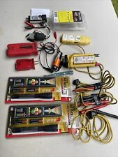Lot Of 12 Electrical Testers Tools Ideal Volcon Tester Circuit Tracermaglite