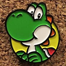 Yoshi Nintendo Super Mario Dinosaur Enamel Pin