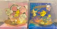 POKEMON ITS 'DEMO ITS'DEMO 2020 Accessory Tray Case 2 set JPN Pocket Monster F/S