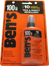 NEW Adventure Medical 7080 Ben's 100 DEET Pump Tick/Insect Repellent 3.4oz