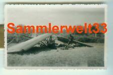 Foto Flugzeug FIESELER STORCH / Notlandung !!! TOP !!! E223