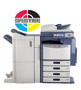 Office Multifunction Photocopier Toshiba eStudio 4540c WARRANTY FREE DELIVERY