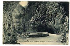 CPA 38 Isère Vercors Gorges de la Bourne