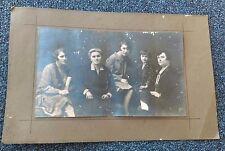 Vintage Photograph Photo, family photo Croatia Austria, Antique Photos, Pre-1940