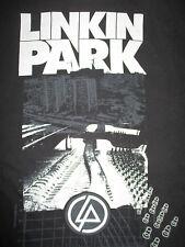 """LINKIN PARK """"Time of Developement"""" Concert Tour (XL) T-Shirt Chester Bennington"""