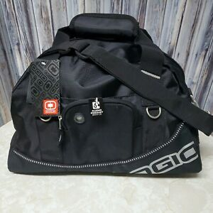 OGIO Half Dome Duffle Bag Gym Bag Black Coca Cola Zero Mixify Logo Branded New