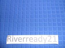 "Blue Hydro Turf Roll Sheet Waffle 40""X62 In Stock super jet ski sup sea doo RTS"