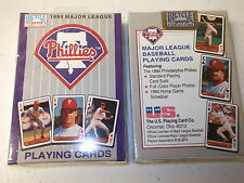 1994 Deck of Philadelphia Phillies Bicycle Playing Cards Unopened  New