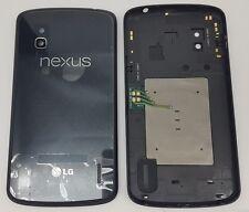 LG Nexus 4 E960 Akkudeckel Akku Deckel Back Cover Gehäuse NFC Antenne schwarz