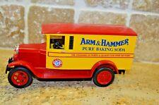 Arm & Hammer Die Cast Metal1927 Graham Delivery Truck Bank ERIL NIB