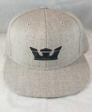 SUPRA adjustable snapback mens hat
