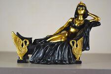 Kleopatra Figur Deko Ägypten Statue Skulptur