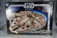 Hasbro -Star Wars -Trilogy Collection -Rasender Falke / Millenium Falcon boxed