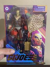 Gi Joe Classified ~ Profit Director Destro Figure ~ In Hand Now ~ Ready To Ship
