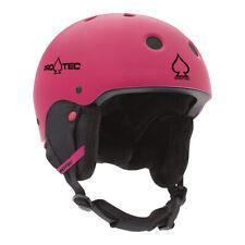 Kinder Pro-Tec Junior Klassisch Zertifizierter Schnee Boarding Ski Helm - Matt