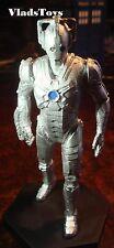 Eaglemoss UK Doctor Who Nightmare in Silver The Cyberman Figurine w/Magazine #14