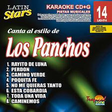 Karaoke Latin Stars 14 Los Panchos Vol.1
