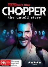 UNDERBELLY (CHOPPER - DVD SEALED + FREE POST)