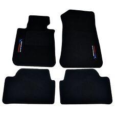 TAPIS SOL BMW SERIE 1 E87 5 PORTES 2004-2011 SPECIFIQUE LOGO PERFORMANCE SPORT M