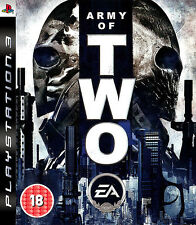 Army of Two PS3 (in Great Condition)
