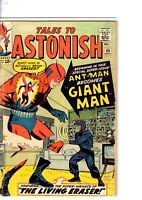 Marvel TALES TO ASTONISH 49 Pym 1st GIANT MAN AVENGERS good condition