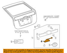 TOYOTA OEM 04-09 Prius Liftgate Tail Tailgate Trunk-Switch 8490547010