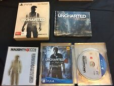 uncharted nathan drake collection Special Collectors Edition ps4